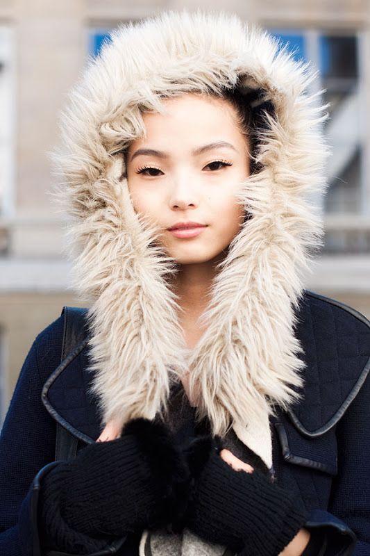 Vanessa Jackman: Paris Fashion Week AW 2011...Xiao