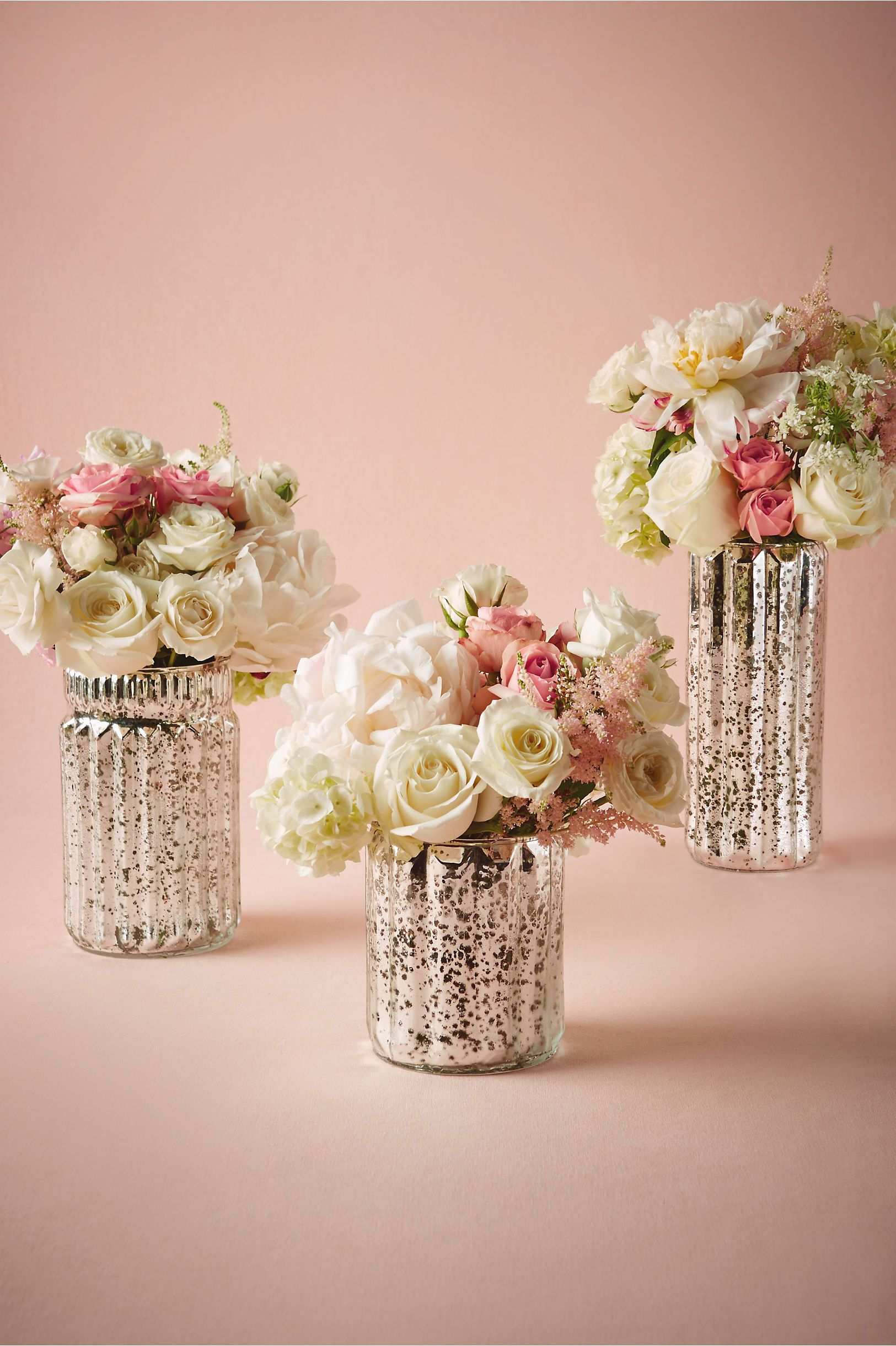 Fluted mercury vases in silver from bhldn wedding flowers fluted mercury vases in silver from bhldn reviewsmspy