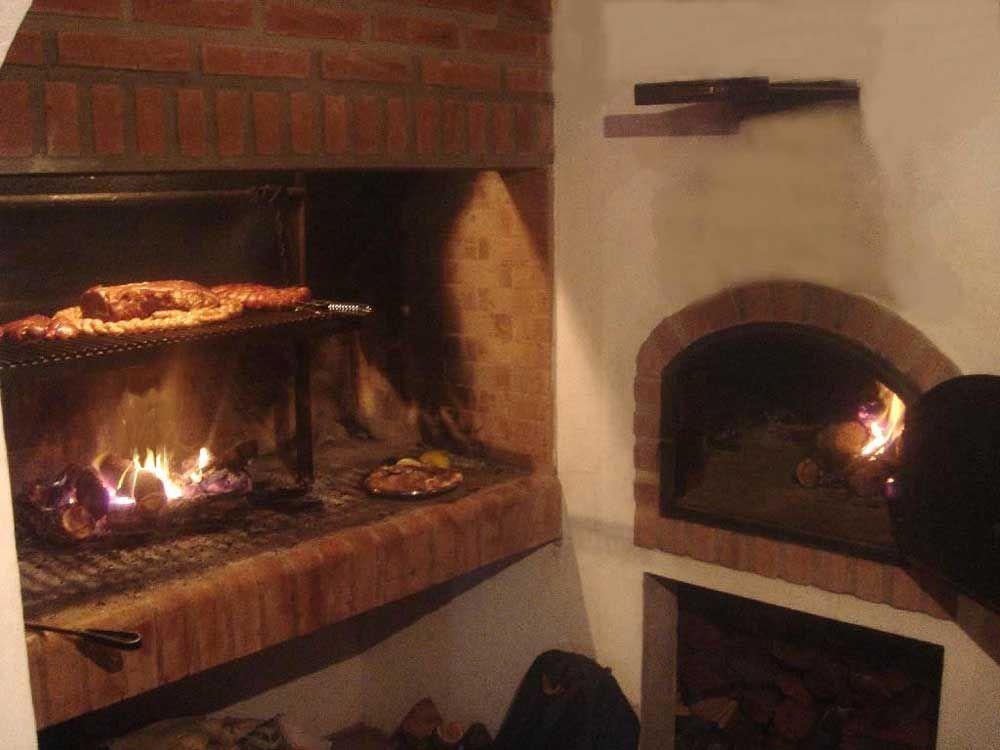 Horno le a jardin pinterest horno le a horno y le a - Como cocinar en un horno de lena ...