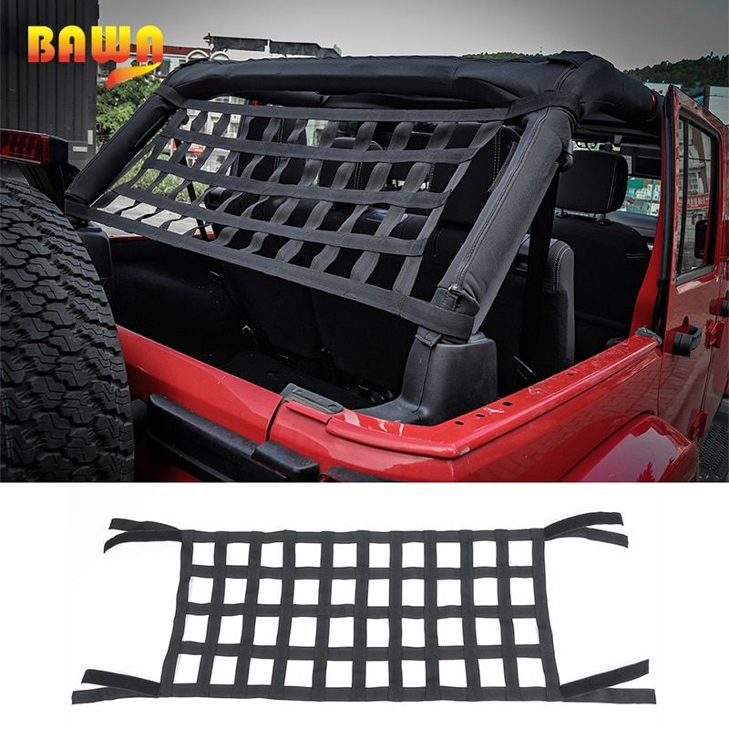 Bawa Automotive Covers For Jeep Wrangler 1987 2017 Yj Tj Jk Jl