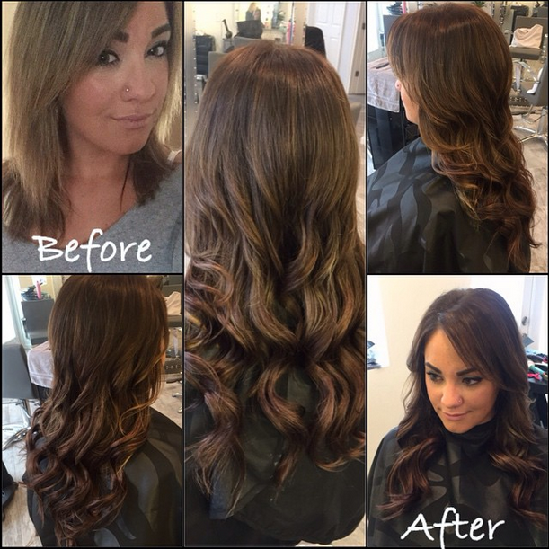 Donna Bella Hair Extensions By Cori Staebler In New Jersey Www