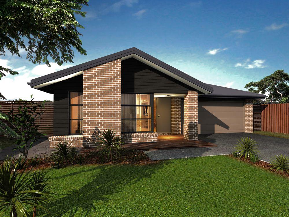 J G King Home Designs Part - 44: Larger F5 - Double Garage JG King Homes