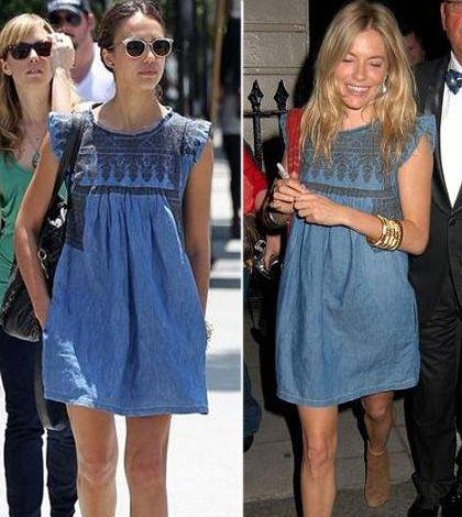 Los vestidos de Isabel Marant