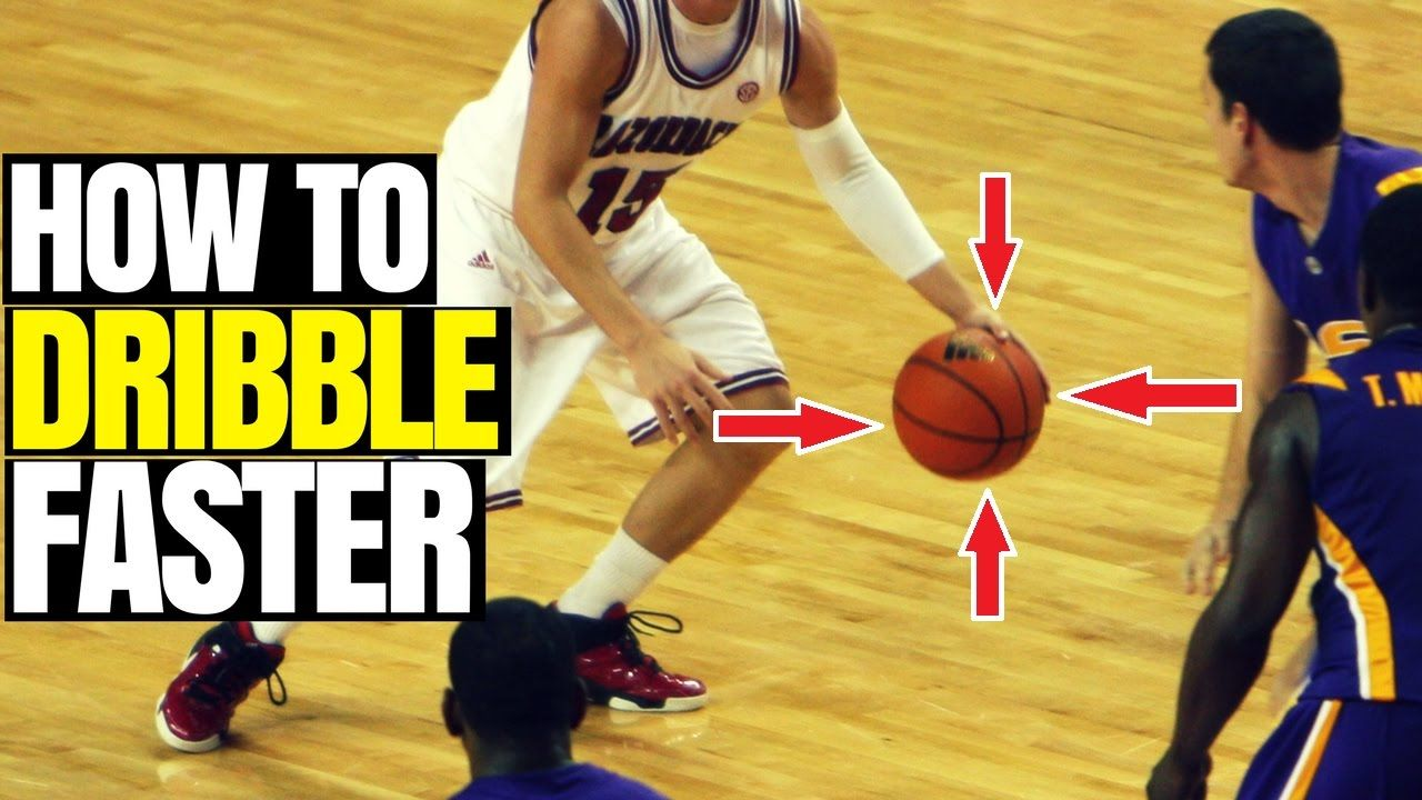 HOW TO IMPROVE BASKETBALL DRIBBLING SKILLS AT HOME HOW