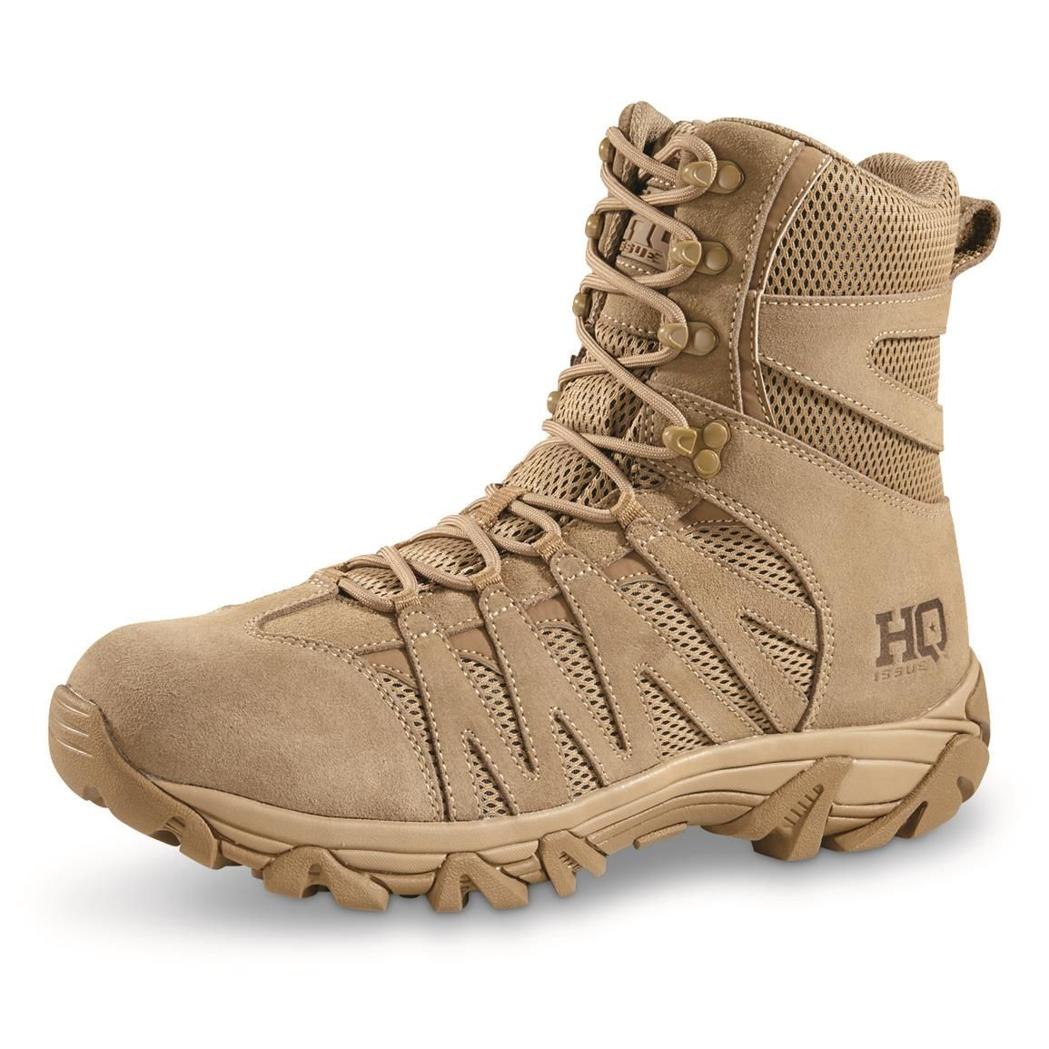 Hq Issue Men S Canyon 8 Waterproof Tactical Hiking Boots Boots Mens Military Boots Combat Boots Men
