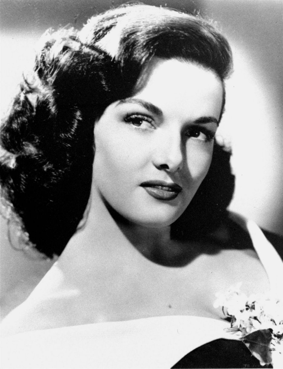 jane russell youtube