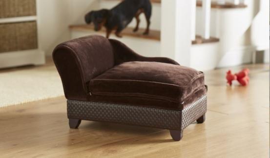 Ultra Plush Storage Dog Bed