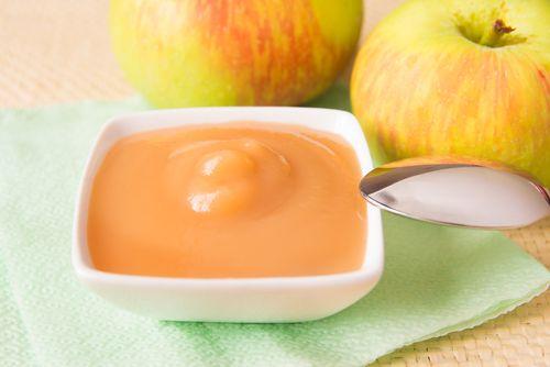 Mousse de pommes #dessertlegerfacile