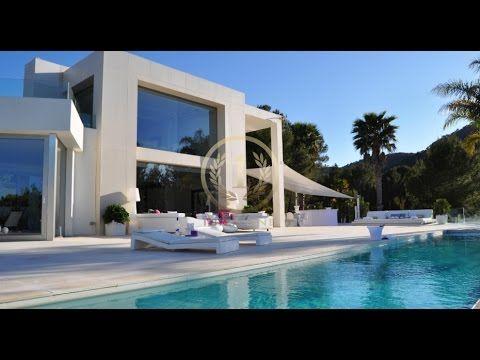 Fantastic Modern New Villa On Ibiza   Luxury Villas Ibiza