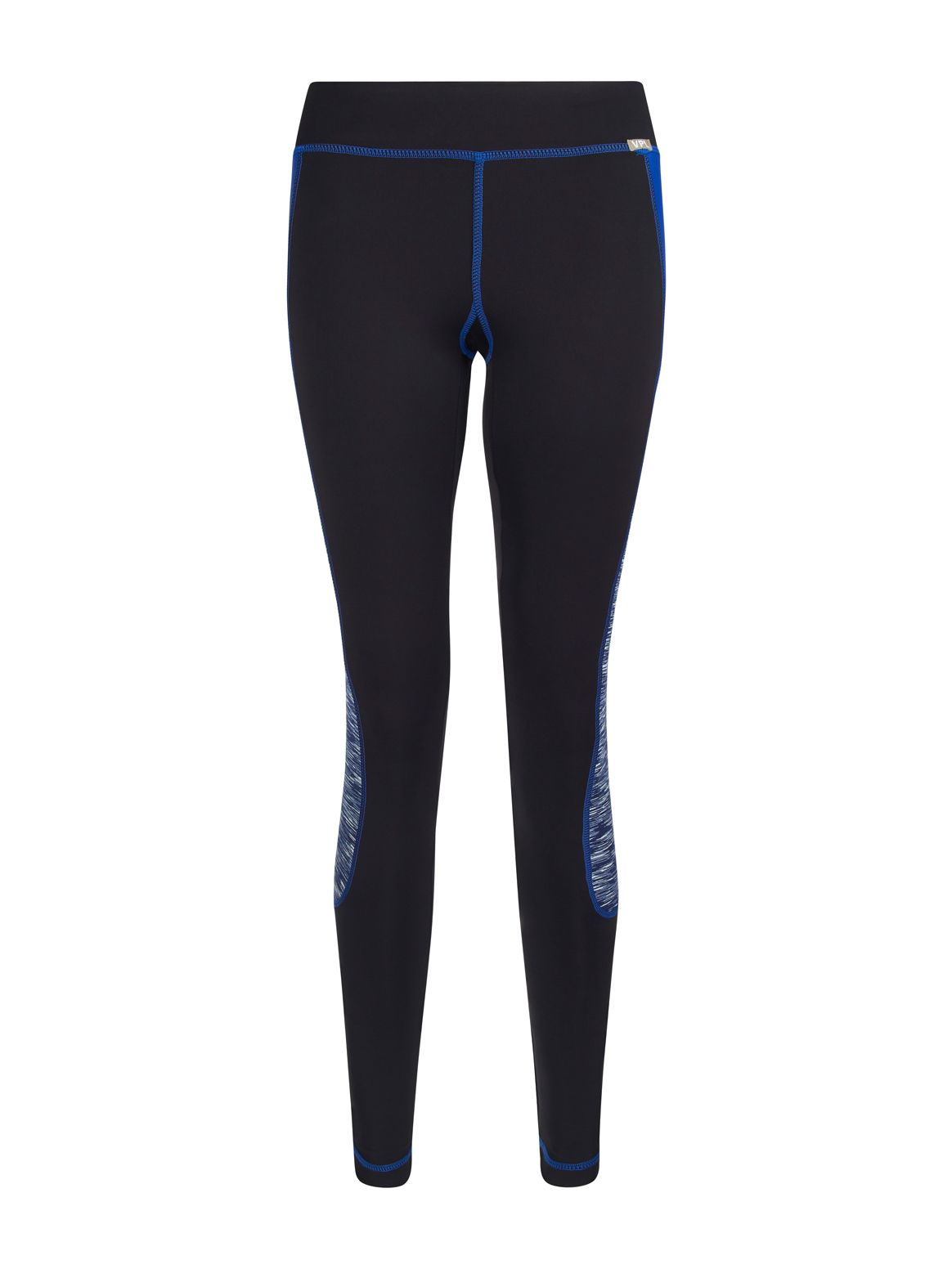 VPL Spacedye Navy X-Curvate leggings from Fashercise