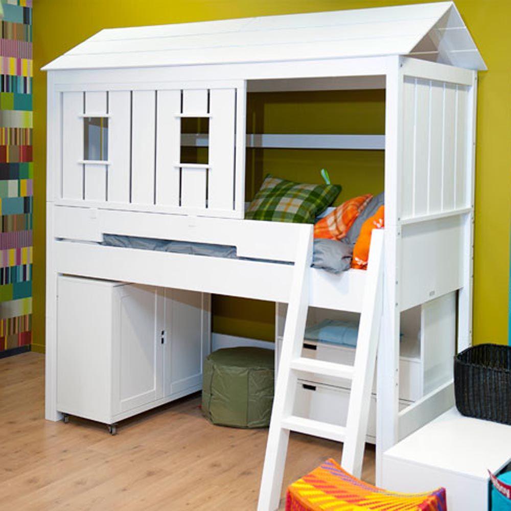 Bopita Combiflex Erweiterung Baumhaus Bett Children Kid Beds