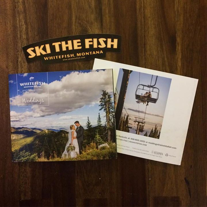 How awesome did these new Whitefish Mountain Resort wedding brochures turn out?!? So fun to see my photos in print. - http://ift.tt/1HQJd81