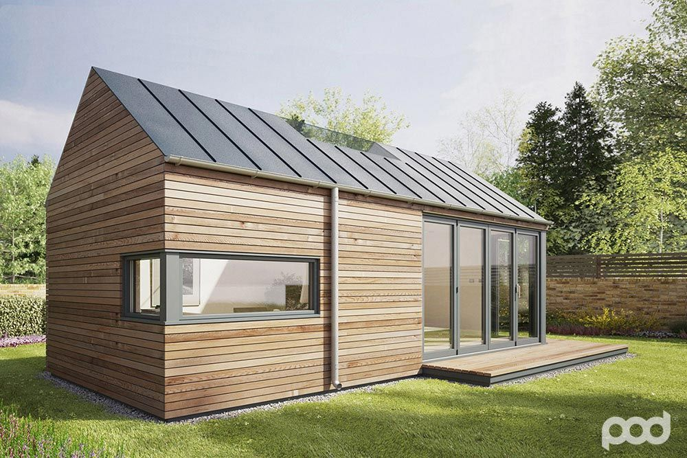 Garden Sheds You Can Live In natural cedar clad shed - google search | shed | pinterest