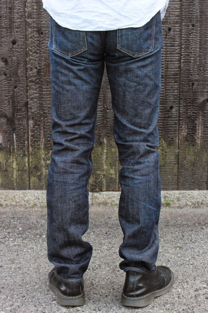 61a5bfa6fd JB 男性スタッフの色落ち|デニムジーンズの色落ち例 | JAPAN BLUE JEANS ...