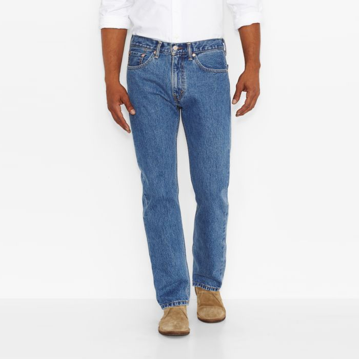 8fb505d1 505-4891 Levi's 505 Jean - Regular Fit - Medium Stonewash | Levi's ...
