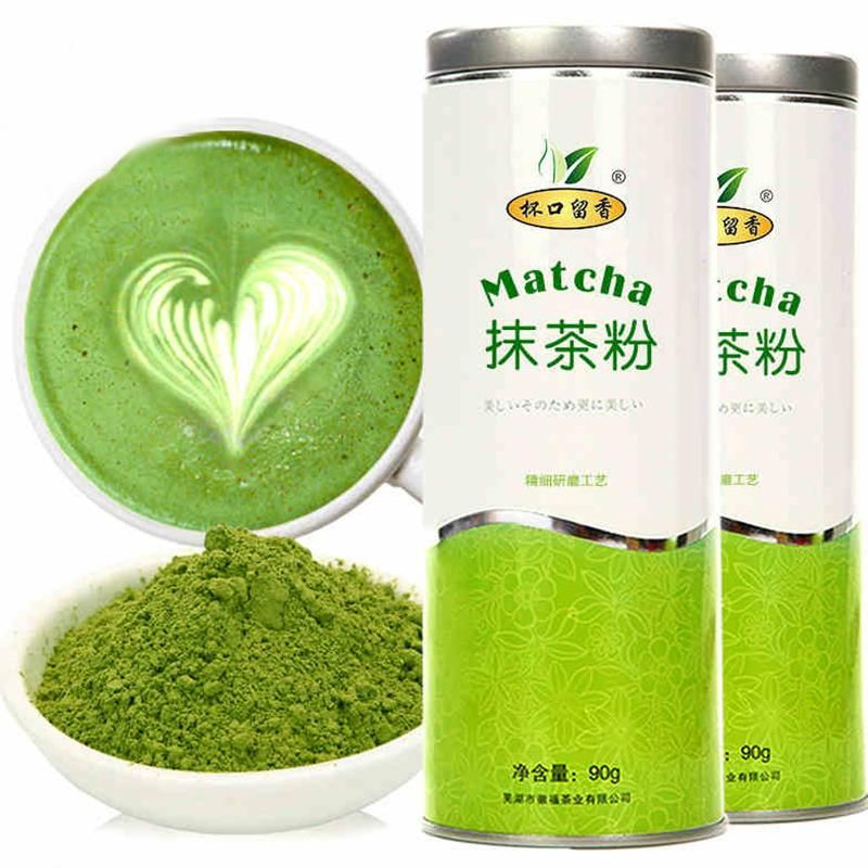 $17.08 (Buy here: http://appdeal.ru/7w1o ) Japanese Matcha Powder Green Tea 100% Pure Organic Reduce Weight Health Care Slimming Smooth Japan Matcha Te Box Gift 6066-45 for just $17.08