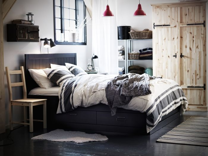 Us Furniture And Home Furnishings Ikea Duvet Cover Home Bedroom Bed Frame With Storage