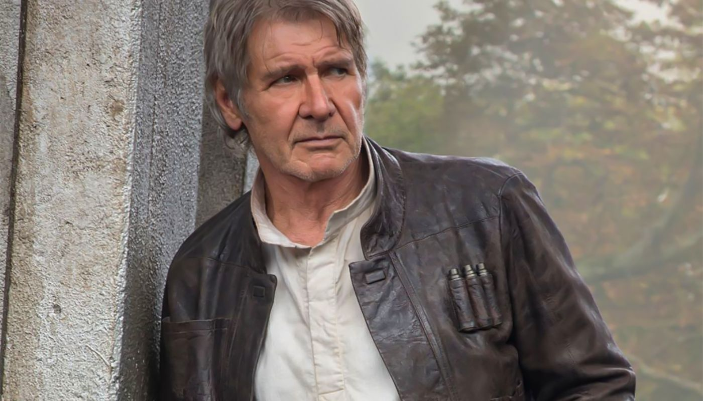 Force Awakens Leather Jacket Getting Force Awakens Leather Jacket Is One Of The Best Opportunities To Wear Exclusive A Harrison Ford Hans Solo Han Solo Actor [ 800 x 1400 Pixel ]