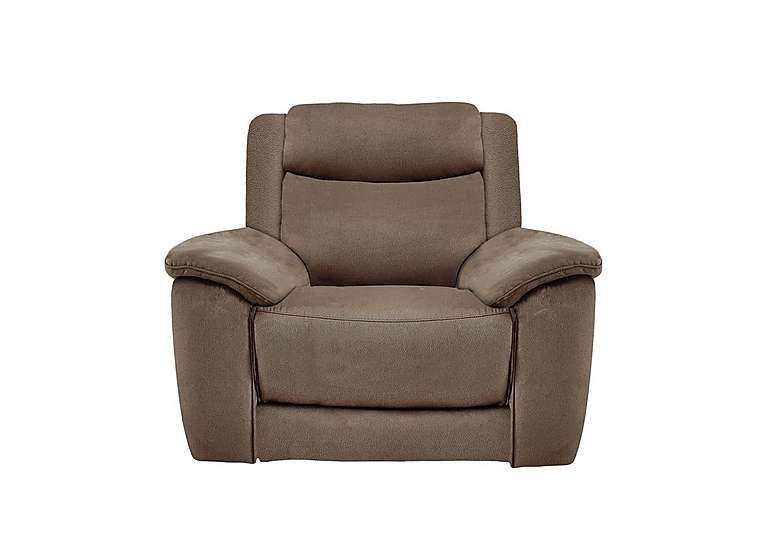 Furniture Village Bounce Fabric Recliner Armchair Exceptionally Comfortable  And Supportive Fabric Armchair High Backs With Fibre