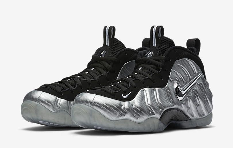 classic fit 71036 14ada ... switzerland nike air foamposite pro silver surfer e0cd8 d1fa5