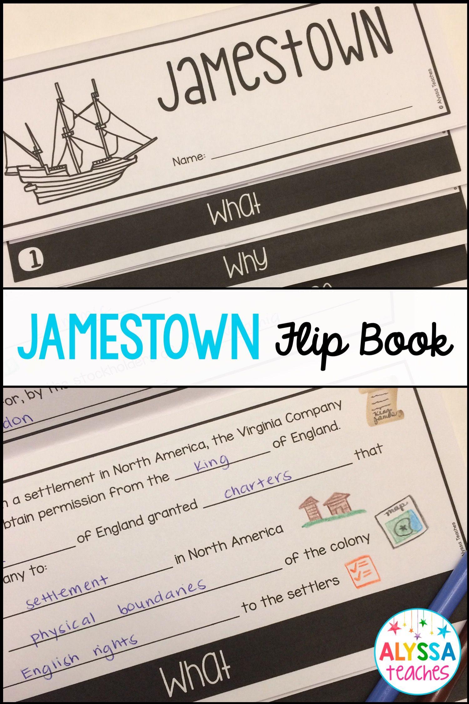 Jamestown Flip Book Vs 3