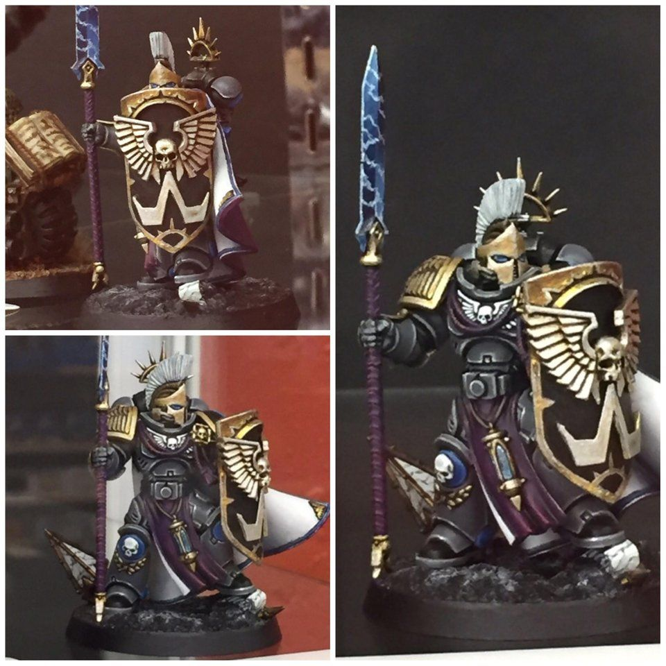 Chapter Master Of The Sons Of Thunder My Submission For A Local