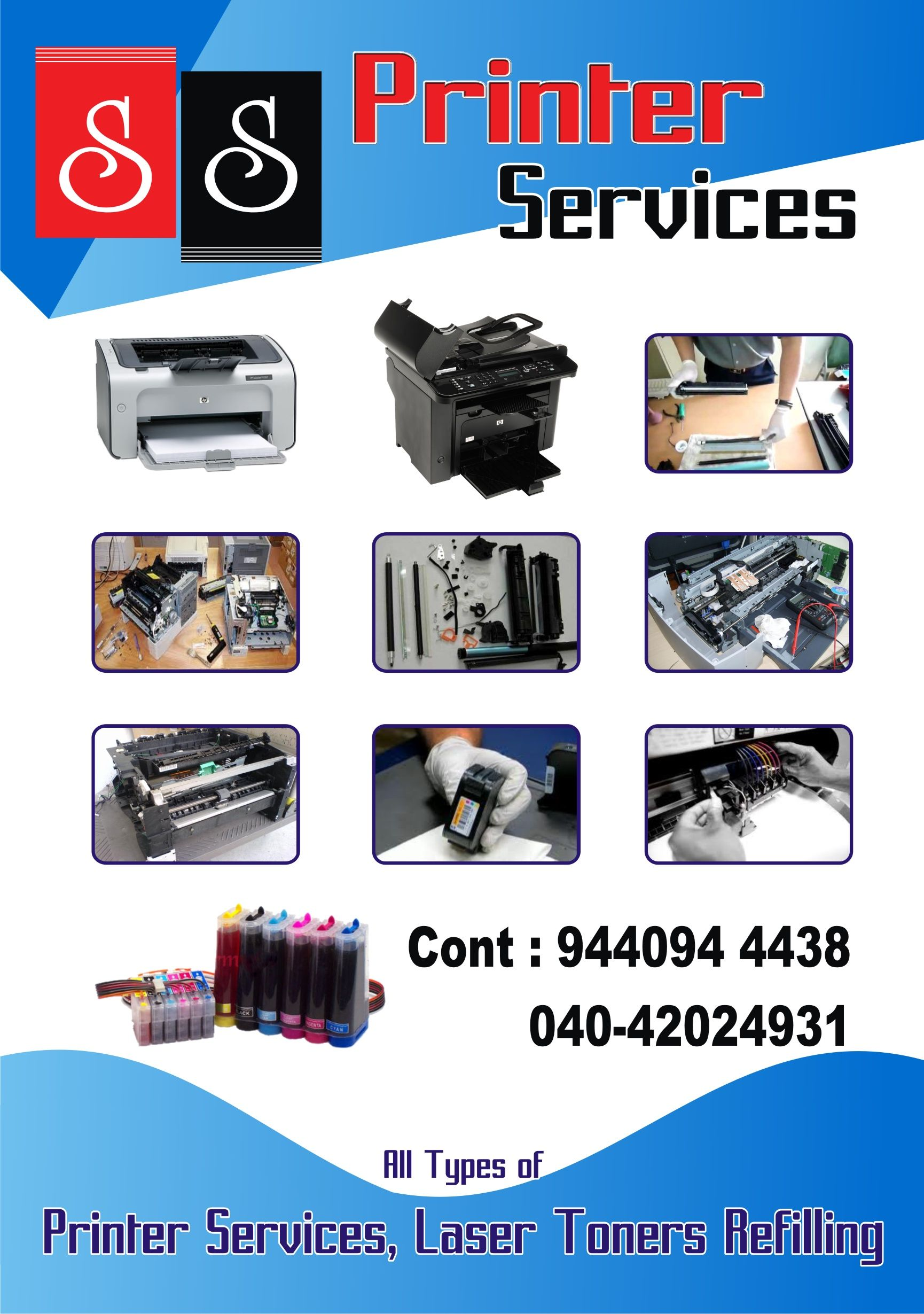 Printer Repair Service Hp Epson Samsung Canon With Images Best