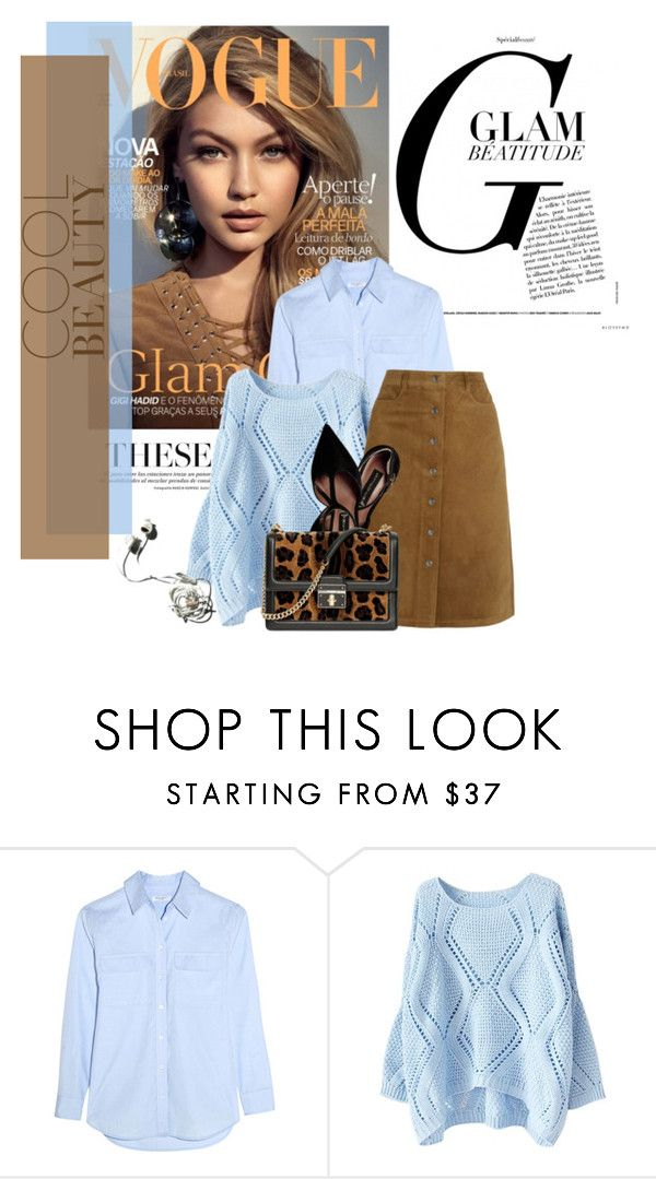"""""""Без названия #1382"""" by rost ❤ liked on Polyvore featuring Equipment, Steve Madden and Garance Doré"""