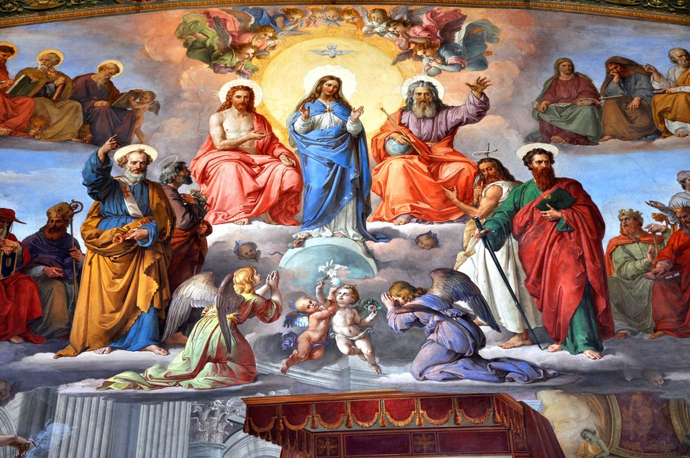 2018 holy days of obligation and solemnities liturgical