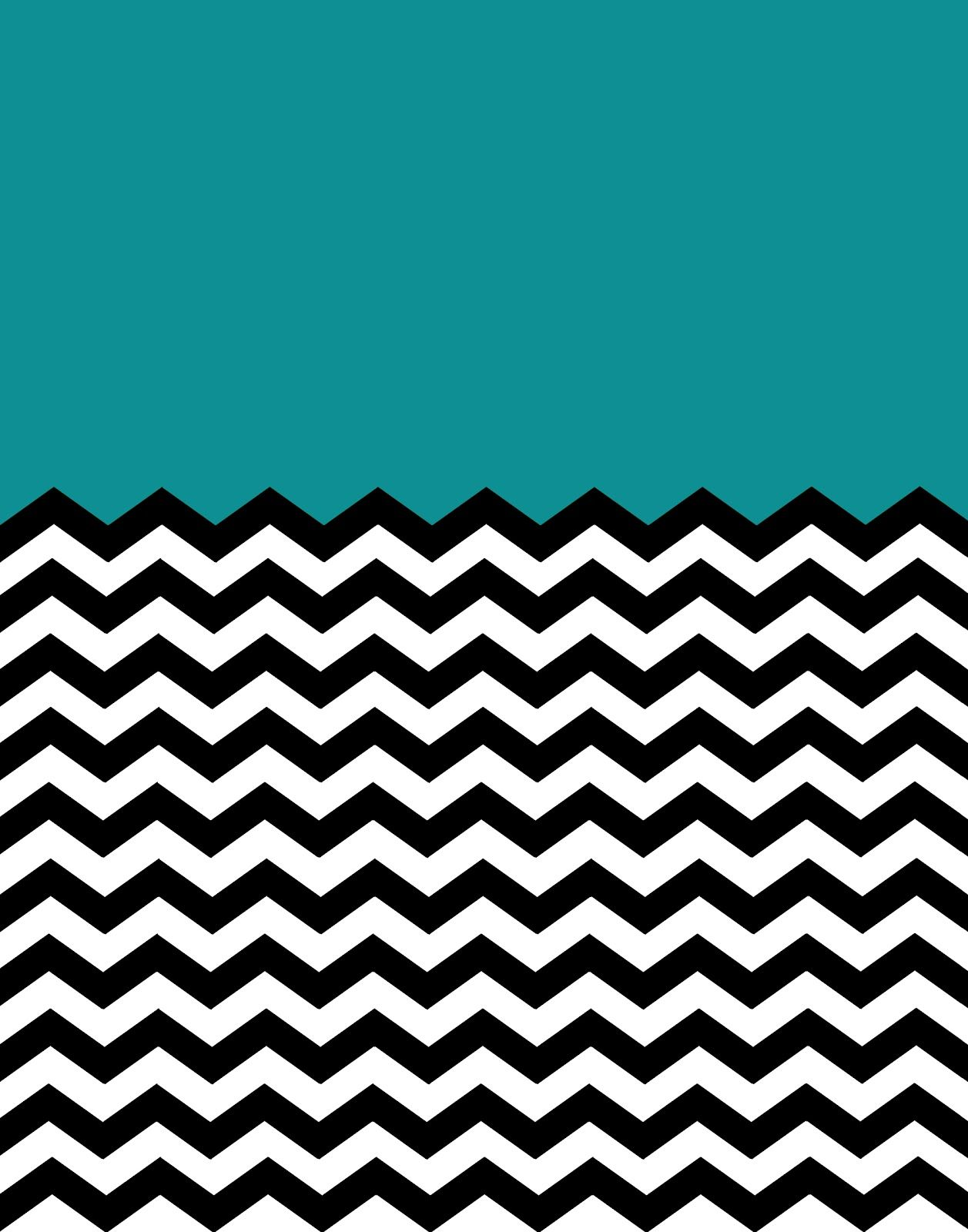 Doodlecraft: Freebie 5: Colorblock Chevron Backgrounds!