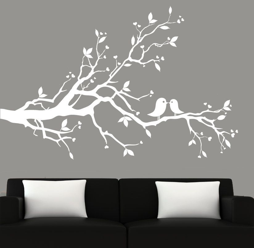 Popular Items For Branches Decal On Etsy