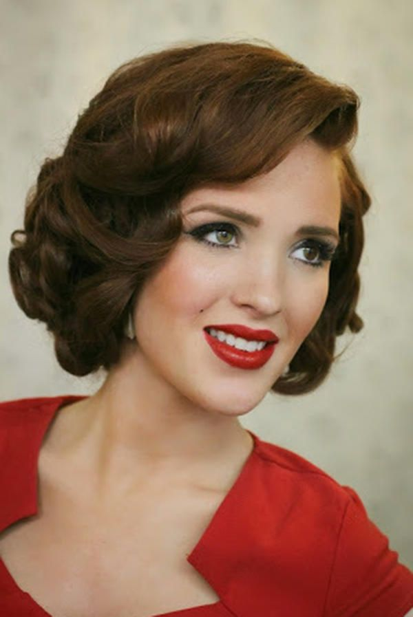 30 Best Prom Hairstyles For Short Hair With Images Womens Hairstyles Medium Hair Styles Hair Styles