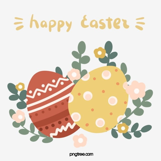 Fresh And Cute Easter Egg Elements Easter Clipart Easter Egg Png Transparent Clipart Image And Psd File For Free Download Easter Graphics Clip Art Happy Easter
