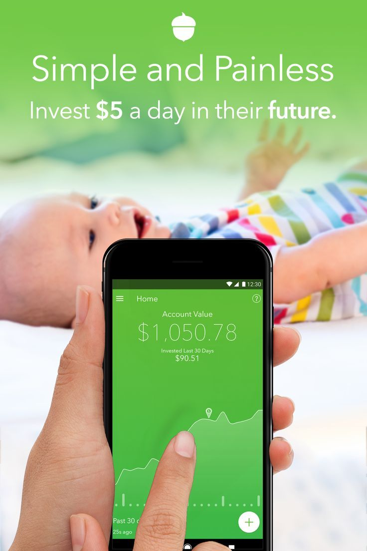 This app will help you easily set aside and invest money