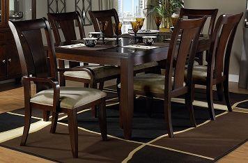 Metropolitan Dining Room 7 Pc. Dining Set   Leonu0027s