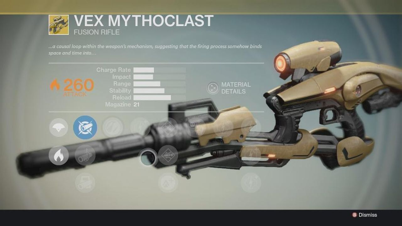 The Five Coolest Looking Weapons In Destiny - Features - www ...