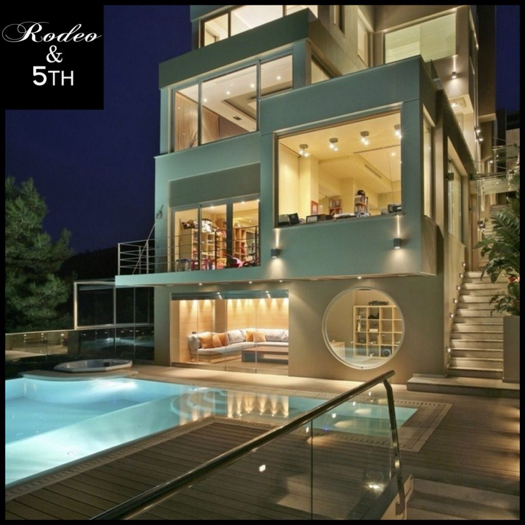 Oikia panorama voulas by greek designer dimitris economou has designed this home in athens greece rodeoand5th luxury homes design decor greece