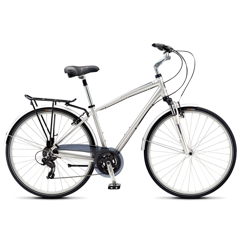 Schwinn Voyageur 1 Commute Sport Hybrid Bike 2015