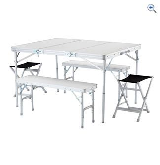 Hi Gear Elite Picnic Table Set | GO Outdoors | Camping wish list ...