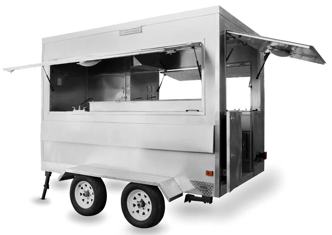 Remolque Para Preparar Alimentos De 1 80 X 3 Metros Camión De Comida Remolque De Alimentos Remolque De Comida