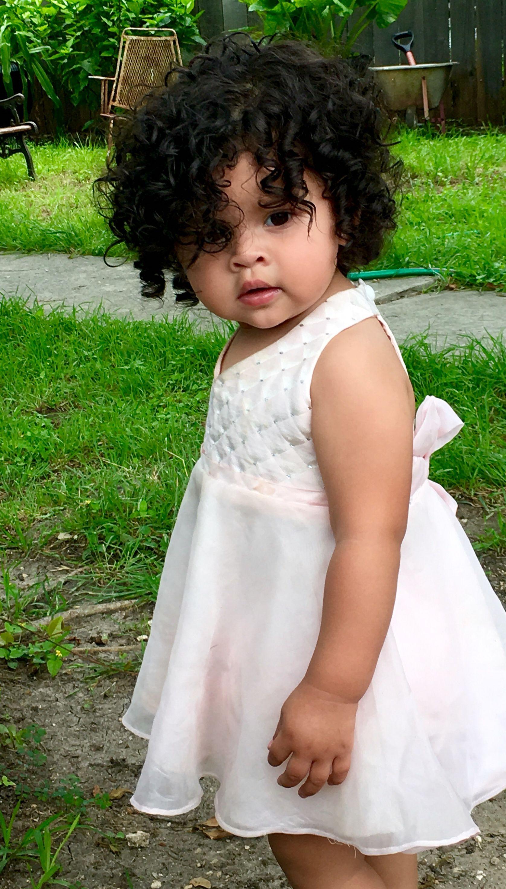 Curly hair cute baby kids fashion pinterest