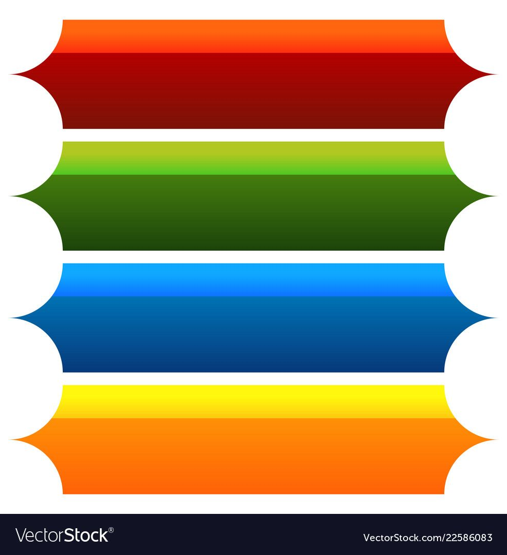 Banner Shapes Vector Background Banner Shapes Best Banner Design Poster Template Free