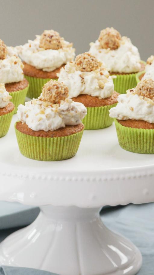 Photo of Recipe video: Giotto® cupcakes