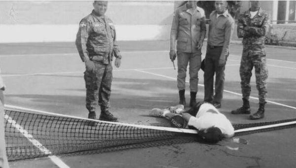 Asesinan De Siete Disparos A Ingeniero En Cancha De Tenis En San Cristóbal