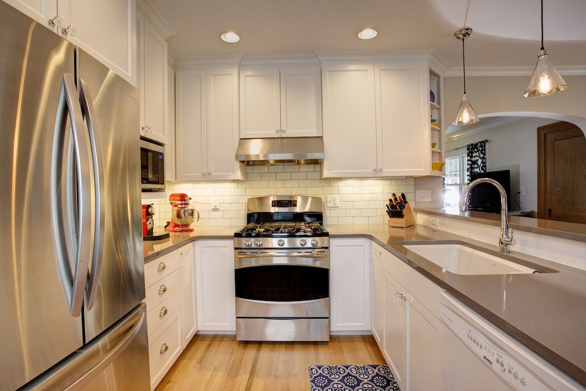 Minneapolis Kitchen Remodeling Southwest Minneapolis Kitchen Remodel Blend Modern Traditional