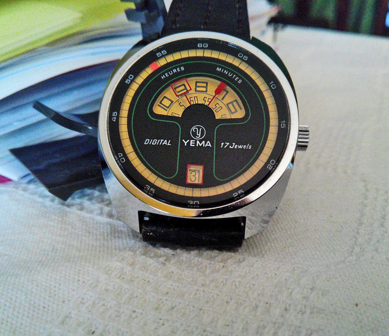 "Vintage Yemi ""Digital"" - $400"