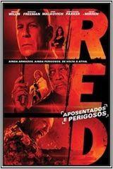 Red Aposentados E Perigosos Filmes Posters De Filmes
