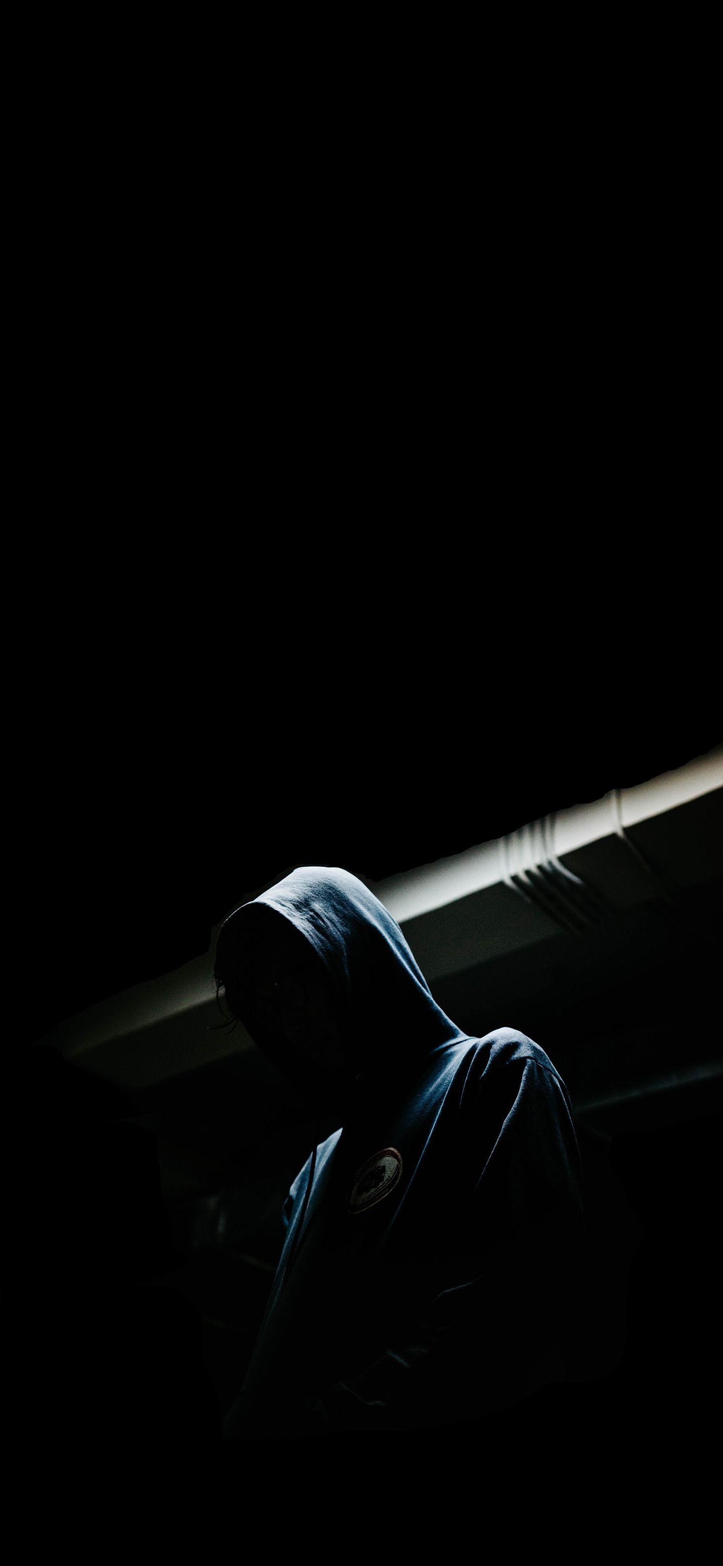 Guy In Hoodie Dark Art Photography Hood Wallpapers Mystic Wallpaper