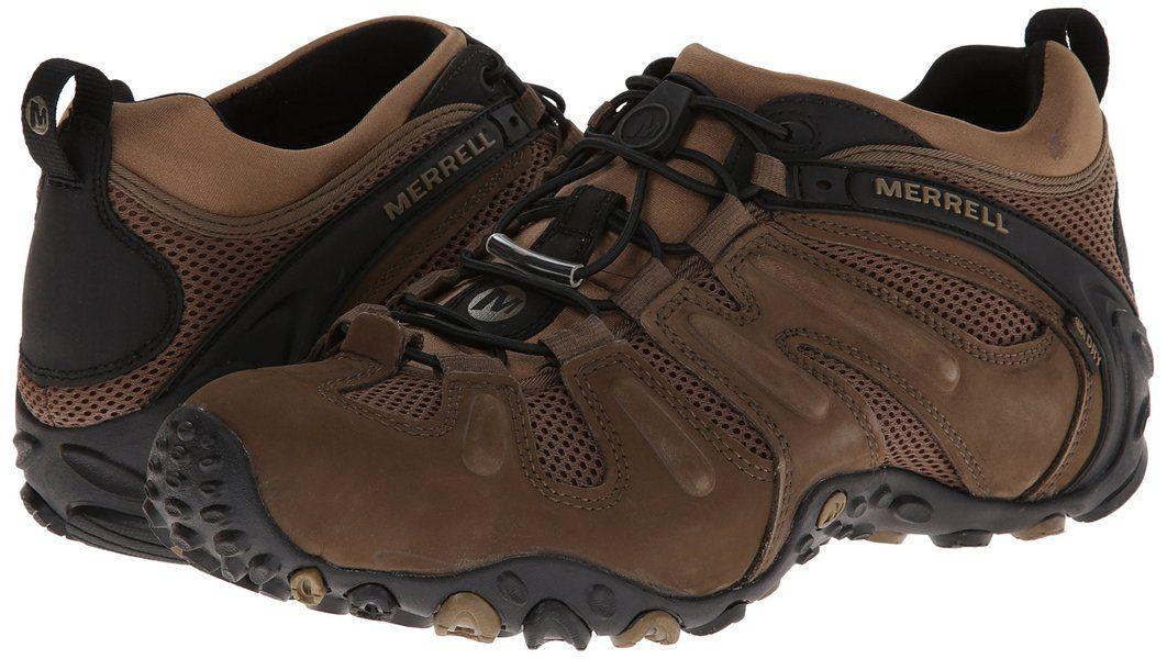 0963c56f Merrell Men's Chameleon Prime Stretch Waterproof Hiking Shoe ...
