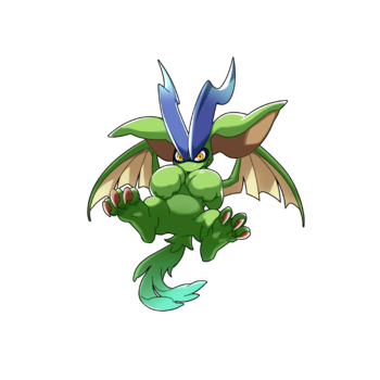 Dragalia Lost Recruitable Dragons Wind Characters Tv Tropes Fairy Drawings Dragon Pokemon Pictures